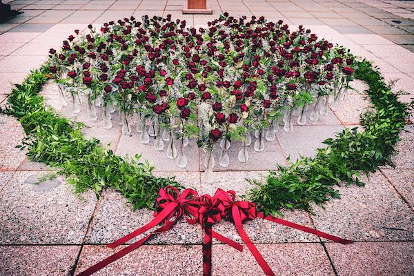 Worcester COVID-19 Rose Memorial