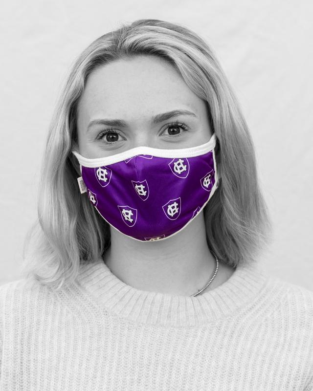 "I Am Worcester ""Mask-Up Gallery"" - Paulina Martin"