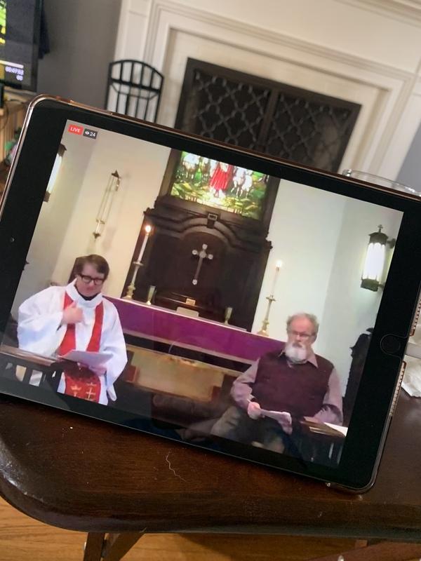Church Goes On