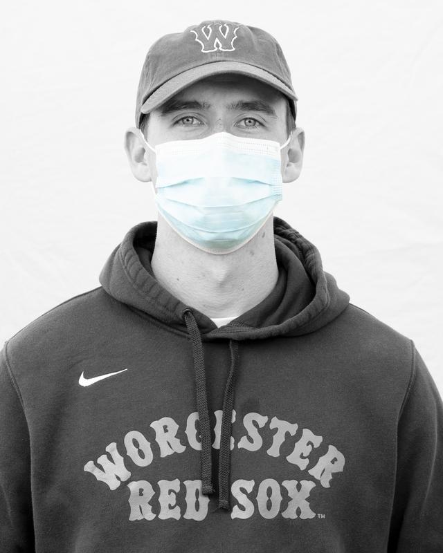 "I Am Worcester ""Mask-Up Gallery"" - Joshua Openshaw"