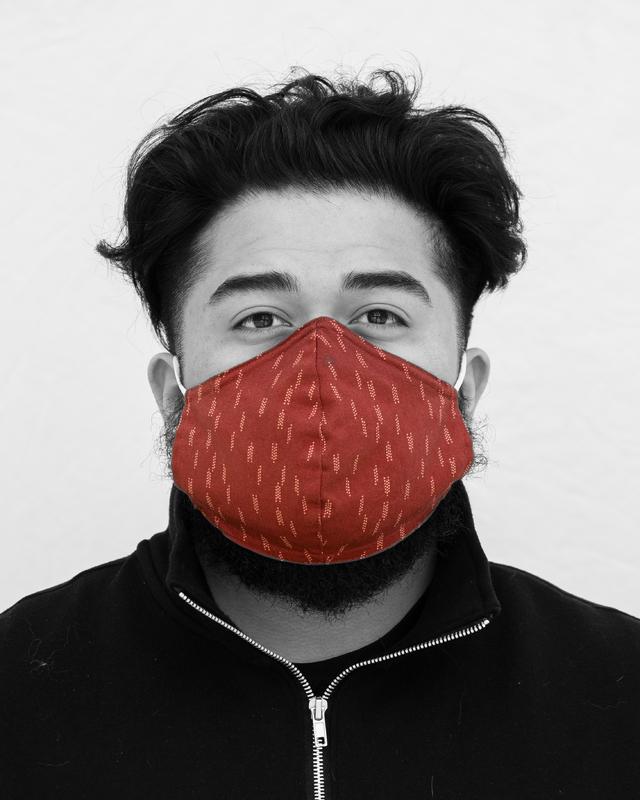 """I Am Worcester """"Mask-Up Gallery"""" - Elvin Ponce"""