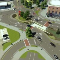 Redesign for Kelley Square