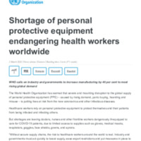 Shortage of personal protective equipment endangering health workers worldwide.pdf