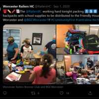 Back To School Community Event