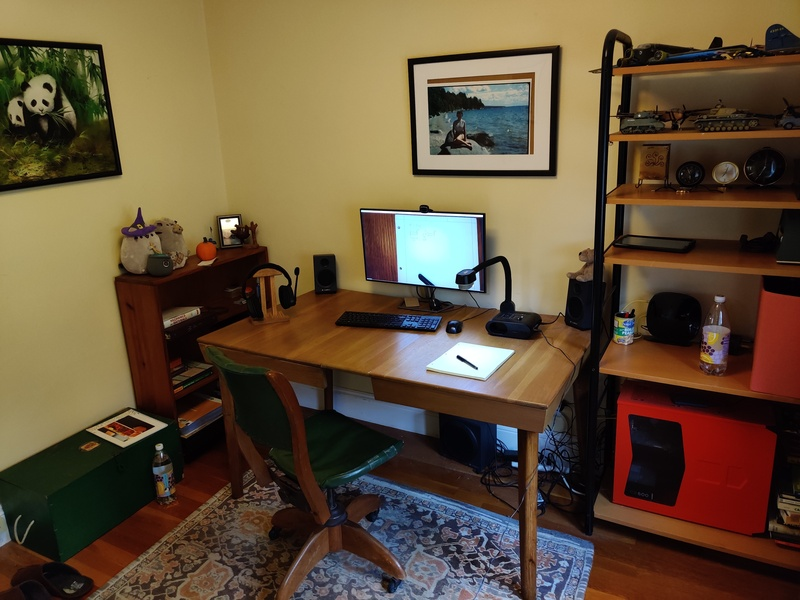 Remote Teaching Setup