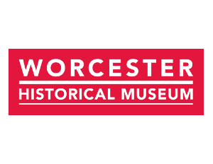 Logo for the Worcester Historical Museum
