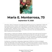 Maria E. Monterrosa, 73 - Obituary - Worcester, MA - Nordgren Memorial Chapel _ CurrentObituary.com.pdf